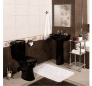 WC-istuin Omega Black