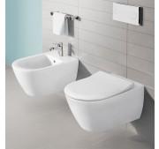 Seinä WC-istuin Villeroy & Boch Subway 2.0 5614R2
