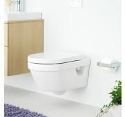 Seinä WC-istuin Gustavsberg 5G84 Hygienic Flush