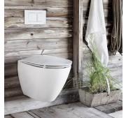 Seinä WC-istuin Ifö Inspira Art 6245