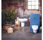 Seinä WC-istuin Gustavsberg Estetic 8330 C+