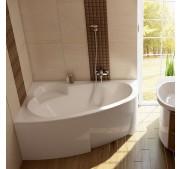 Kylpyamme Ravak Asymmetric 170