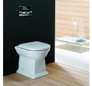 Lattia WC-istuin Empire